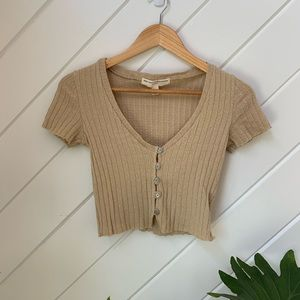 Urban Outfitters Tops - Crop top from urban outfitters